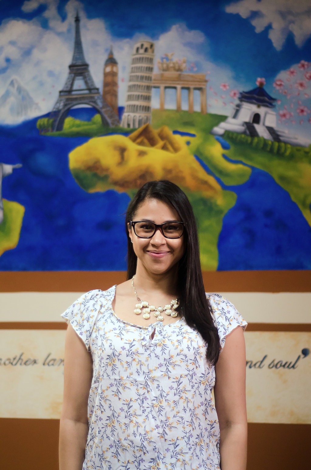 MERARY AGUILAR -  English Teacher