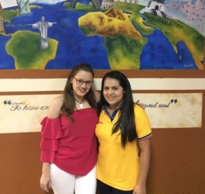 Two Languages Center Students Selected For Master's at Universidad Zamorano