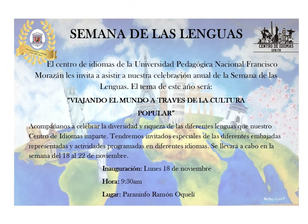 Semana de Las Lenguas