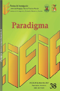 Revista Paradigma No.38